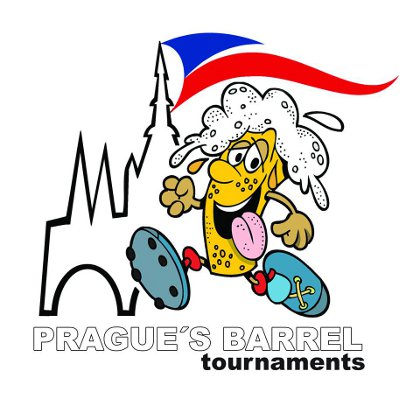 Logo Prague's barrel football tournament